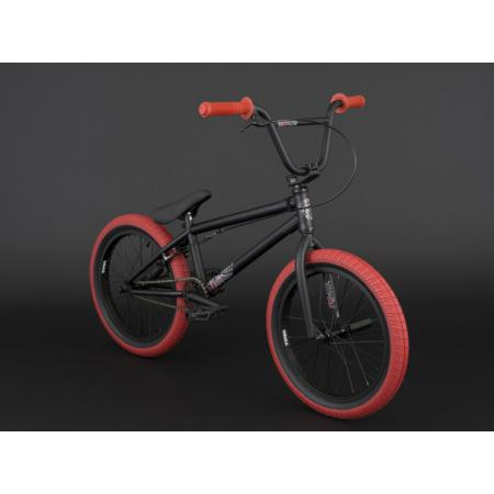Subrosa Salvador 26 Satin Red Luster 2018 Complete BMX Bike