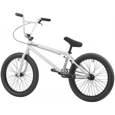 United Recruit 18.5 Chrome 2018 Complete BMX Bike