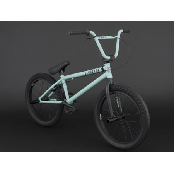 Fly Nova 18 2018 complete RHD black BMX bikes