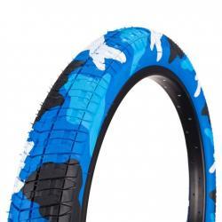 Fiction TROOP tire 2.3 blue camo