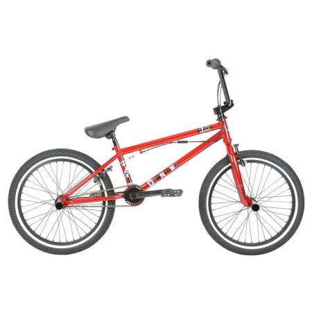 Велосипед BMX Haro Downtown DLX 20.5 Mirra красный 2019
