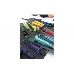 KENCH 135mm purple grips