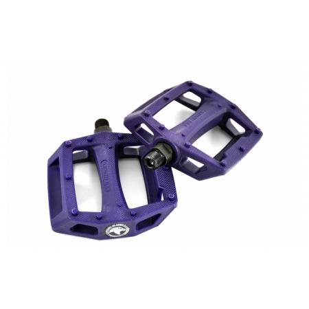 KENCH nylon PC purple pedals
