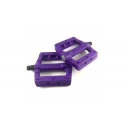 KENCH Slim nylon PC purple pedals