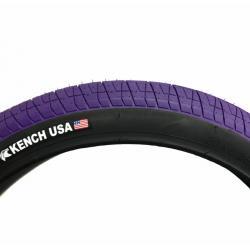 Покрышка BMX KENCH 2.35 черный с фиолетовый