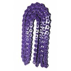 KENCH LIGHT Half Link purple chain