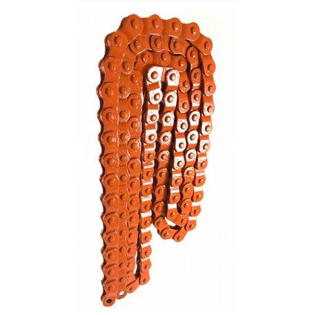KENCH teflon Half Link orange chain