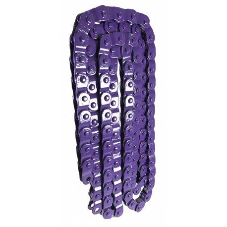 KENCH teflon Half Link purple chain