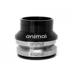 Рулевая Animal черная