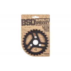 Звезда BMX BSD Superlite 25t черный