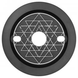 Звезда BMX Primo Richter с защитой 25T черный
