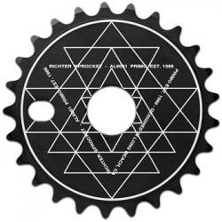 Звезда BMX Primo Richter 25T черный