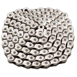 Primo 121 halflink silver chain