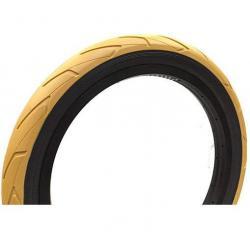Stranger Haze 2.4 yellow with black wall tire