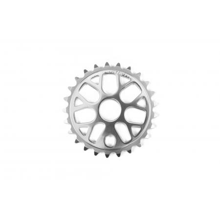 Mission Nexus silver 25T sprocket