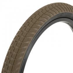 Покрышка BMX Flybikes Ruben Rampera 2.35 коричневый
