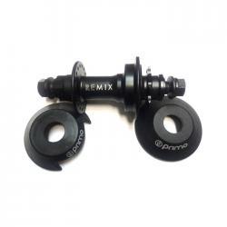 Primo Remix V3 LHD black rear hub