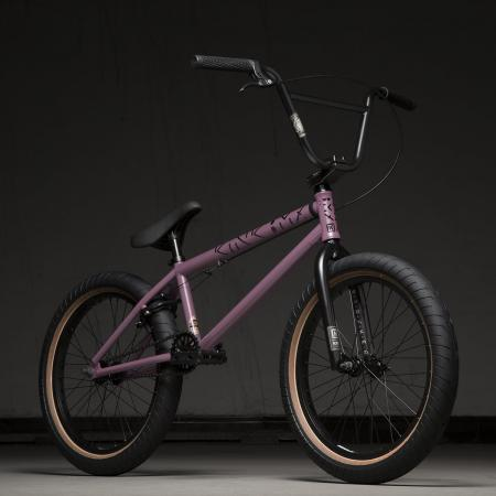 Kink Launch 20.25 2020 Matte Dusk Lilac BMX Bike