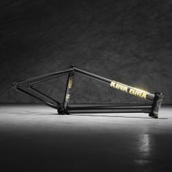 Рама BMX KINK Contender 21 черная