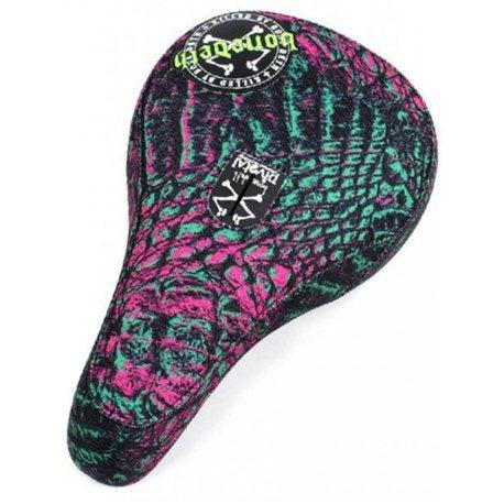 Saddle Bone Deth Vibrator Mid Lizard Love Purple/Green
