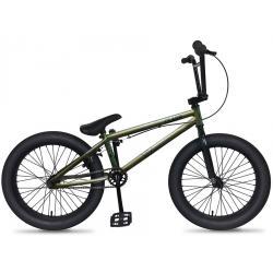 Велосипед BMX Outleap CLASH 19.5 бронзовый 2019