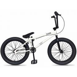 Outleap CLASH 19.5  white BMX bike