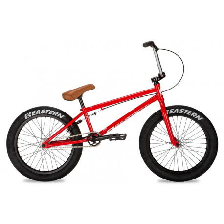 Велосипед BMX Eastern TRAILDIGGER 20.75 красный 2019