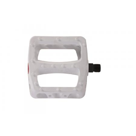 Odyssey Twisted PC white pedals