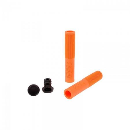 Cult Faith orange grips