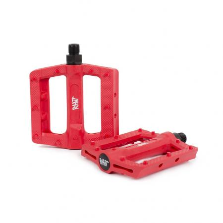 RANT HELLA red pedals