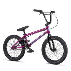 Велосипед BMX WeThePeople CRS 18 2020 18 металлик фиолетовый