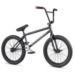 Велосипед BMX WeThePeople REASON 2020 20.75 матовый черный