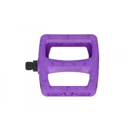 Odyssey Twisted PC purple pedals