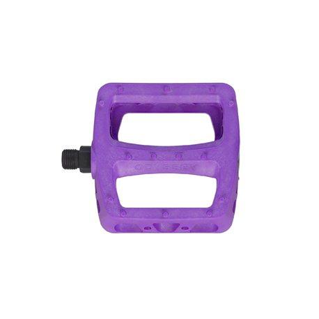 Педали Odyssey Twisted фиолетовые