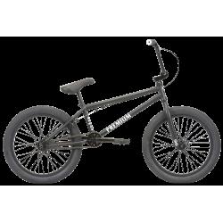 Велосипед BMX Premium Subway 2020 21 матовый черный