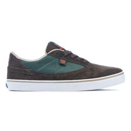 Sneakers Habitat Guru 2 Brown Size 8