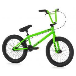 Велосипед BMX Fiend Type O 18 2020 яркий зеленый