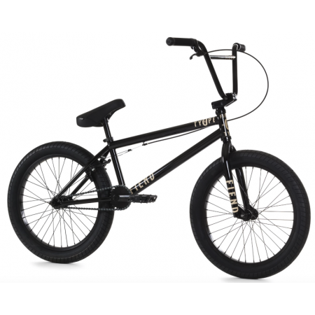 Велосипед BMX Fiend Type O XL 2020 черный