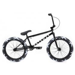 Велосипед BMX CULT GATEWAY 2020 20.5 черный