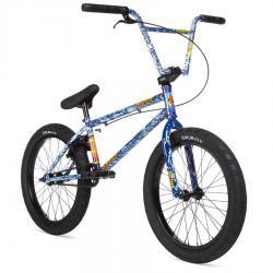 Велосипед BMX STOLEN CREATURE 2020 21 Angry Seas синий