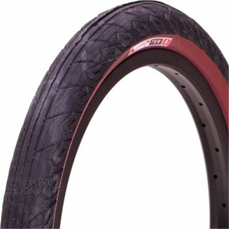 Animal TWW 2.2 red wall tire