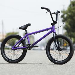 Велосипед BMX Sunday Scout 2020 21 матовый виноградная сода