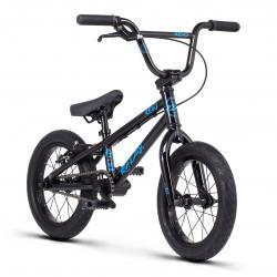 Велосипед BMX Radio REVO 14 2020 14.5 глянцевый черный