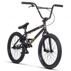 Велосипед BMX Radio REVO PRO 2020 20 глянцевый черный