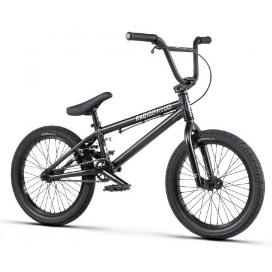 Велосипед BMX Radio DICE 18 2020 18 матовый черный