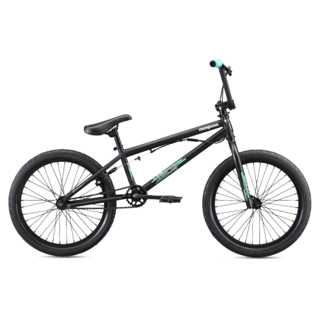 Велосипед BMX Mongoose L10 2020 черный