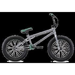 Велосипед BMX Mongoose L500 2020 21 хром