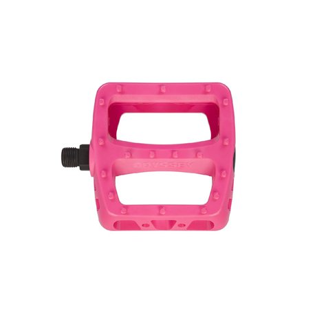 Odyssey Twisted PC pink pedals