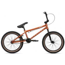 Велосипед BMX Haro Downtown 18 2020 18 медный