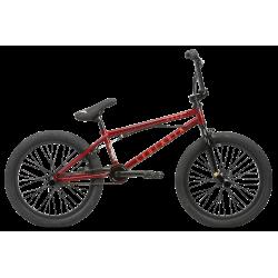 Велосипед BMX Haro Leucadia DLX 2020 20.5 глубинный красный